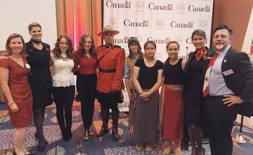 Canadian Confederation Celebrates 150th Anniversary