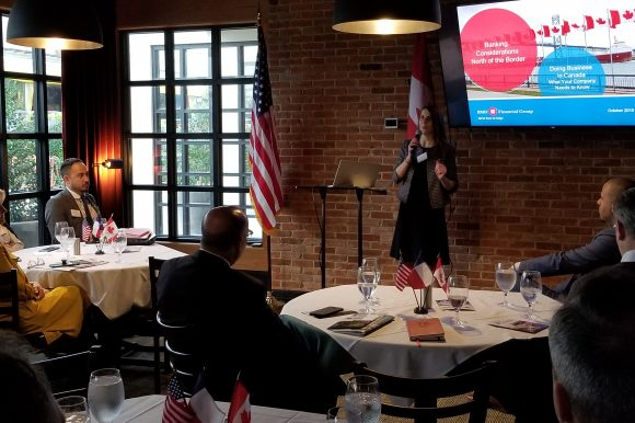 """Packed Houses at """"Doing Business in Canada"""" Programs in Houston and Dallas"""