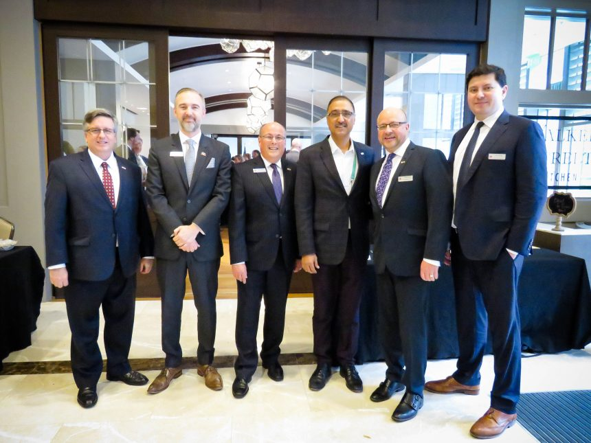 Reception Featuring The Honourable Amarjeet Sohi