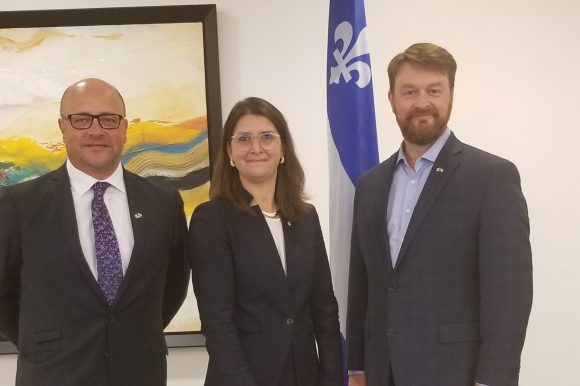 CTCC Welcome New Quebec Office Director