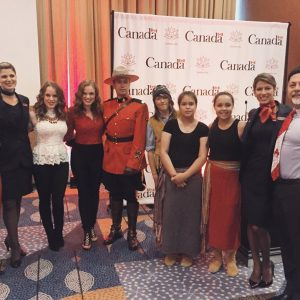 Canadian Confederation Celebrates 150th Anniversary