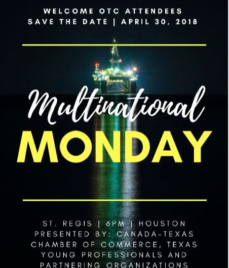 Sponsorship Opportunities Available for Multinational Monday: OTC Kickoff