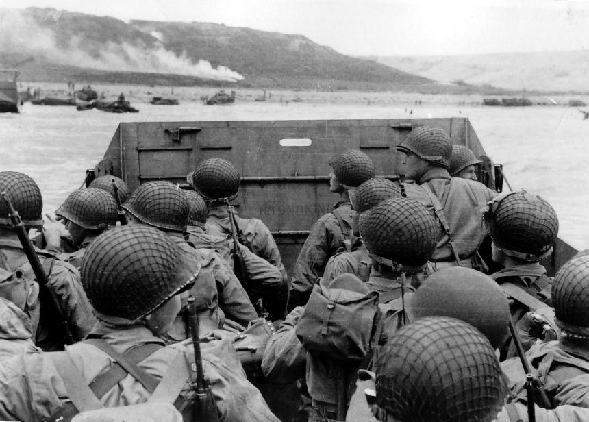 Remembering the Allied Effort – 74th Anniversary of D Day