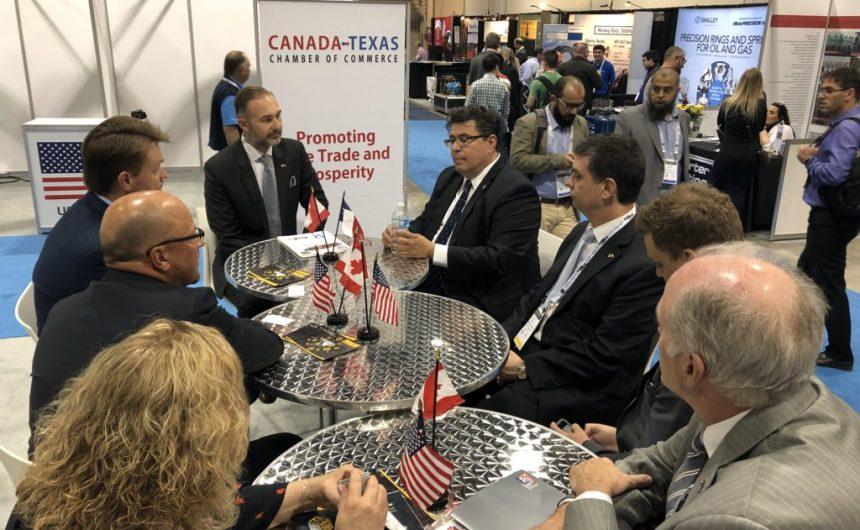 CTCC at Calgary's Global Petroleum Show