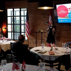 "Packed Houses at ""Doing Business in Canada"" Programs in Houston and Dallas"