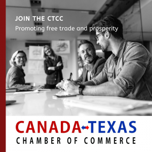 Join the Canada-Texas Chamber of Commerce