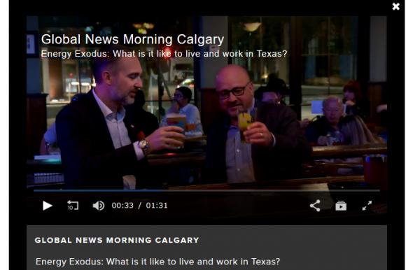 Jim Mochulsky on Global News Morning